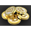 bitcoins-goud